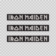 Iron Maiden Logo 01377