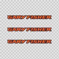 Gary Fisher mountain bike logo 02894