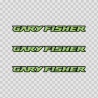 Gary Fisher mountain bike logo 02895