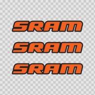 SRAM mountain bike logo 02938