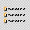 Scott mountain bike logo 02784