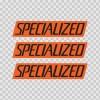 Specialized mountain bike logo 02811